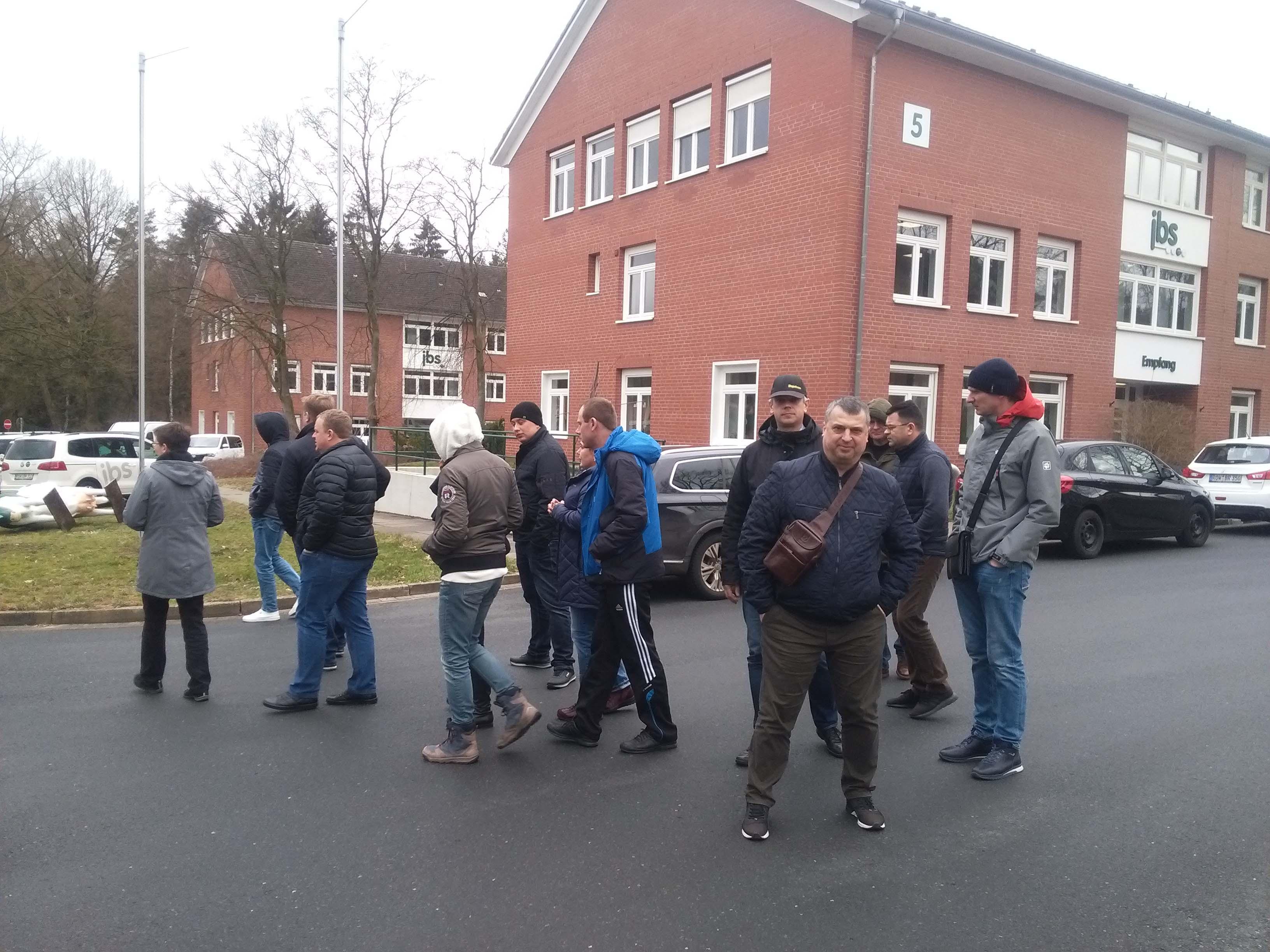 Компания «АграТерра» организовала бизнес-тур украинских животноводов в Германию.